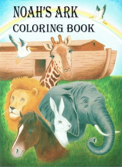 Noah's Ark Coloring Book