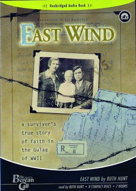 East Wind - Audio Book