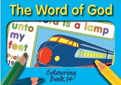 """The Word of God"" - Coloring Book 14"