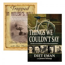 Trapped in Hitler's Hell/Things We Couldn't Say Set