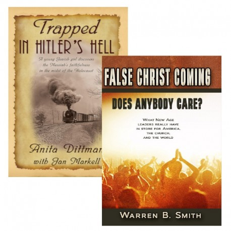 False Christ Coming/Trapped in Hitler's Hell DUO SET