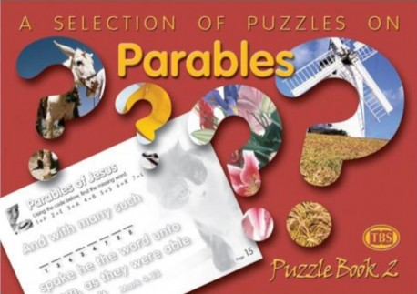 Parables Puzzle Book