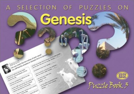 Genesis Puzzle Book