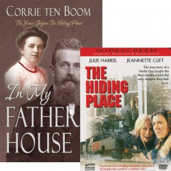In My Fathers House/Hiding Place (DVD) Pack