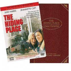 The Hiding Place - BOOK/MOVIE SET