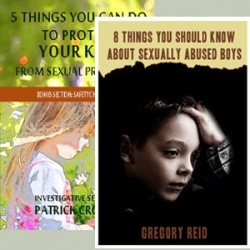 SEXUAL ABUSE BOOKLET PACK