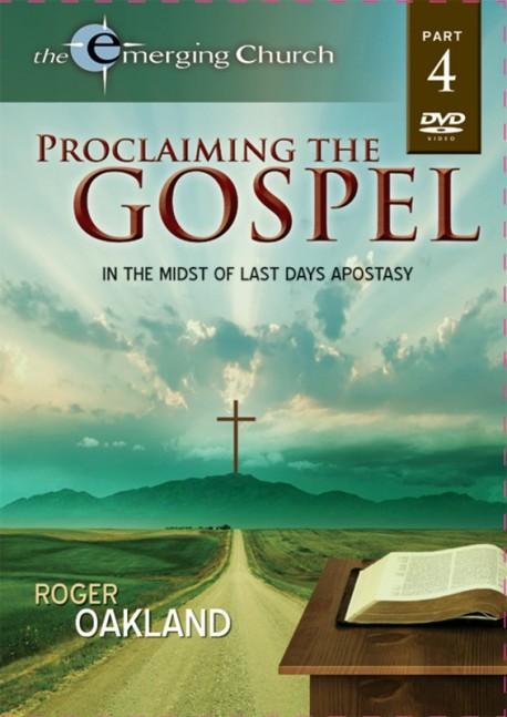 Proclaiming the Gospel - DVD