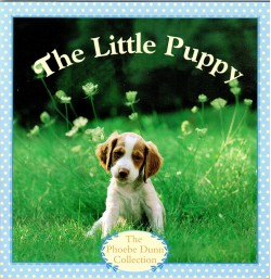 The Little Puppy - BOARD BOOK