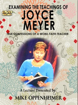 Examing the Teachings of Joyce Meyer