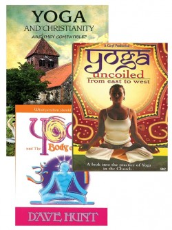 Yoga Book/DVD/Booklet Pack