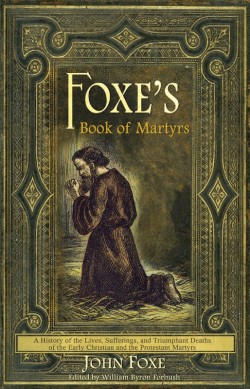 PDF BOOK - Foxe's Book of Martyrs