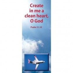 BOOKMARK - Psalm 51:10