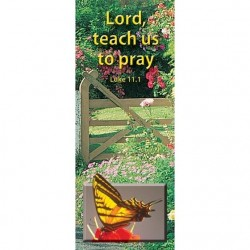 BOOKMARK - Luke 11:1